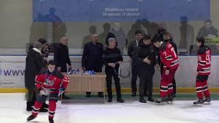 Хоккей финал Гимназиада 2021
