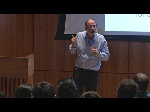 (ITA 2015) Lunchtime presentation: Market Design, Alvin Roth, Stanford