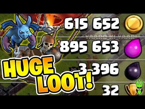 HUGE LOOT RAIDS! - Let's Play TH9 Ep. 20 -