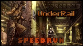 UnderRail Speedrun 5:06:16 (old run)