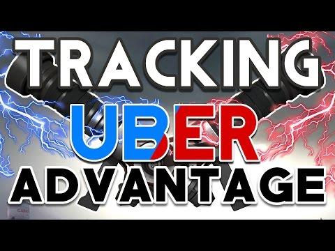 Tracking Uber Advantage