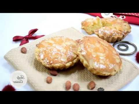 Learn How to Make an Almond Tartlet so Tasty / Classic almond Tart / Bakewell tart