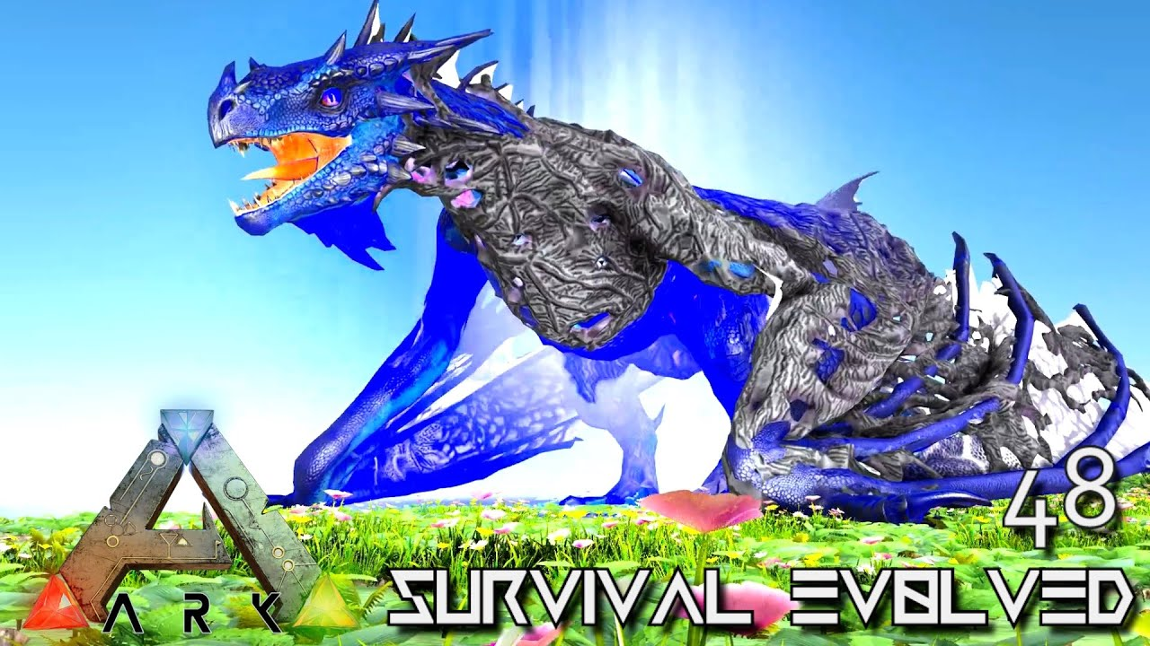 ARK: SURVIVAL EVOLVED - FIRST CORRUPTED CELESTIAL WYVERN !!! | PRIMAL FEAR  ISO CRYSTAL ISLES E48
