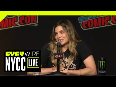 Boy Meets World Is On Tinder? Do Cory And Topanga Match?  NYCC 2018  SYFY WIRE