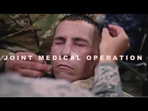UH-60 Black Hawk helicopter skills in supporting combatant medical evacuation team