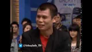 YKS denny cagur dikerjain yanto chibby (100 episode YKS untuk Indonesia) 29 Des 2013