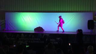 ShellD — Teemo Humanization @ Baikal GeekCon 2018