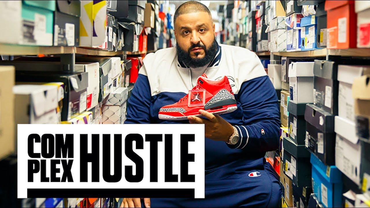 """fc18afc0b87 How To Win A Pair Of DJ Khaled's Air Jordan 3 """"Grateful"""" Sneakers ..."""
