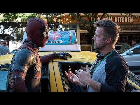 DEADPOOL 2 Funny Behind The Scenes + Trailers