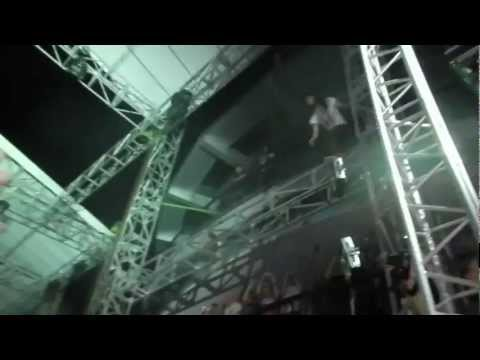 Steve Aoki-Jakarta (GETTING CAKED & 2ND LEVEL RAFTING & MORE)
