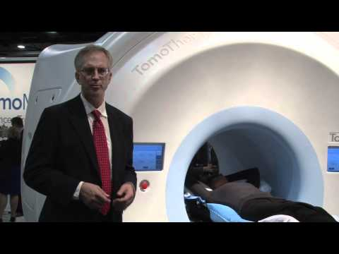 TomoTherapy HD Allows Helical And Fixed Radiation Treatments