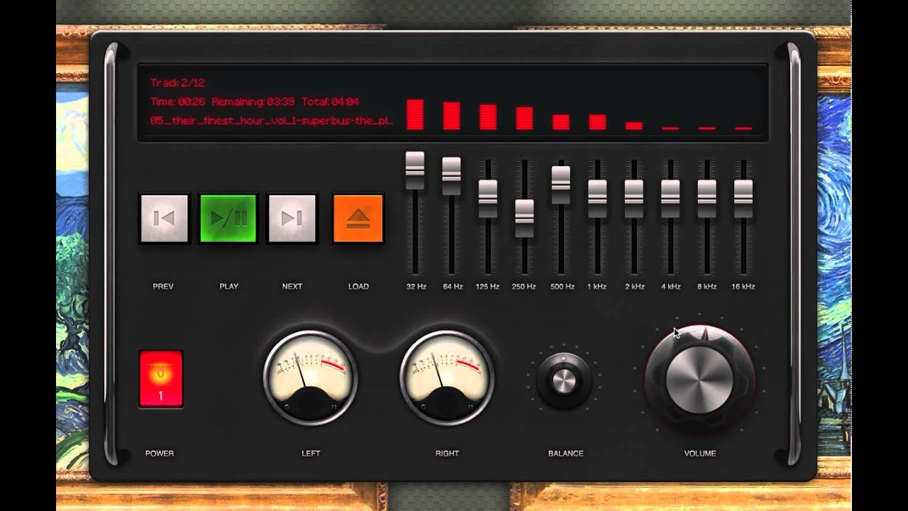 Fun JavaFX 2 0 Audio Player | JavaFX News, Demos and Insight