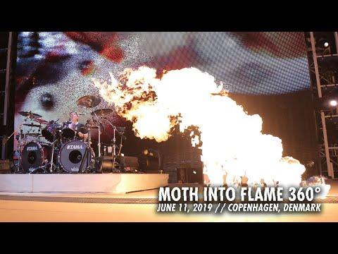Metallica: Moth Into Flame (360° Video - Copenhagen, Denmark - July 11, 2019)