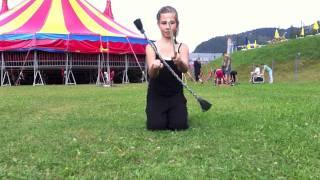 Circus Soluna - Flower Sticks - kleine Tricks