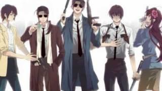 Mafia Hetalia: Suits Smoke & Guns