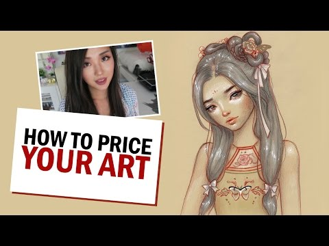 HOW TO PRICE ART || 30 Days of Art Episode 20