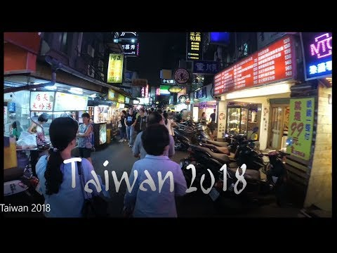 Taiwan family trip 2018 travel video with Yi 4k Plus 台灣 2018