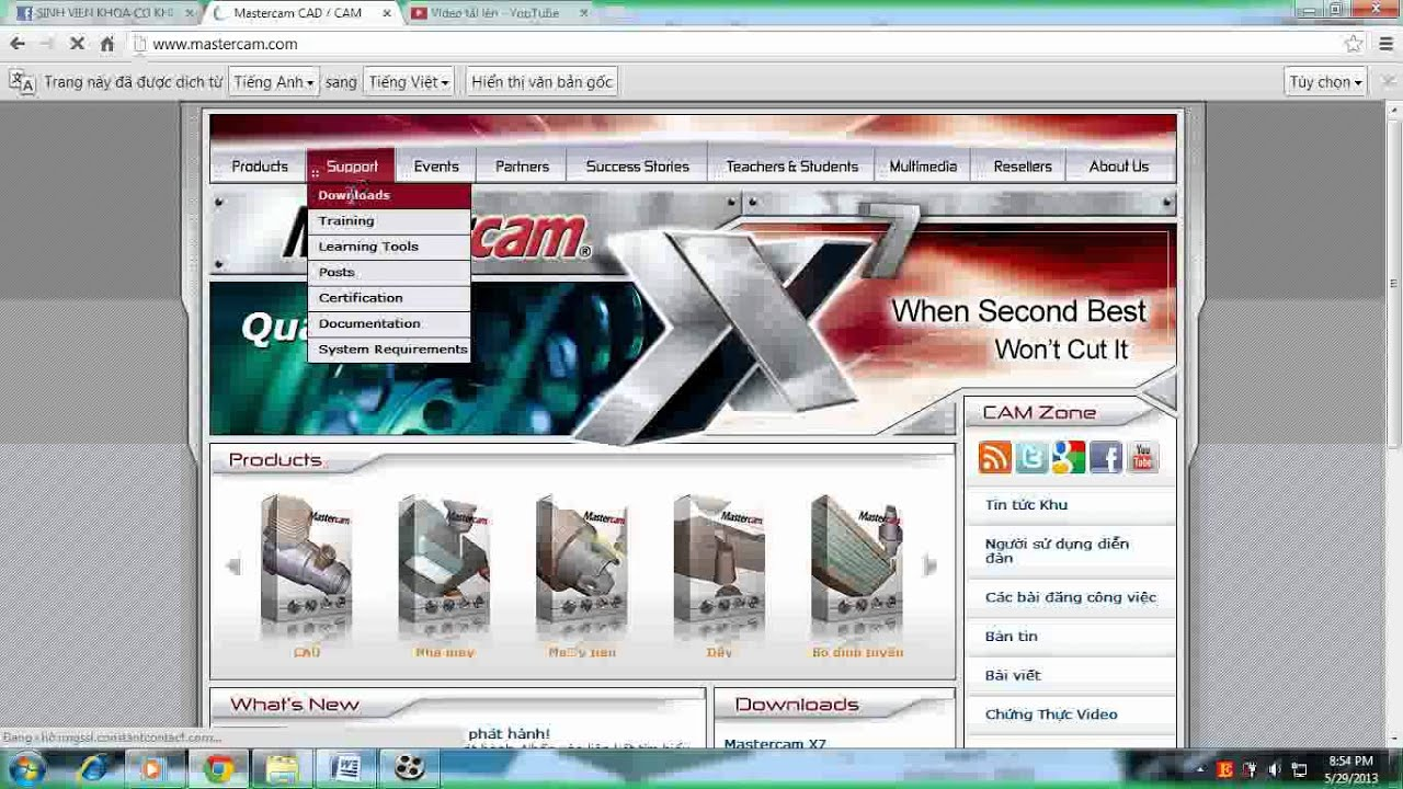 Mastercam x7 for solidworks free download