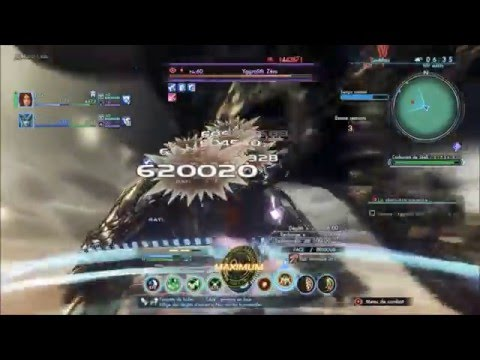 Yggralith Zero, Gatling gun 639 RP, Xenoblade X