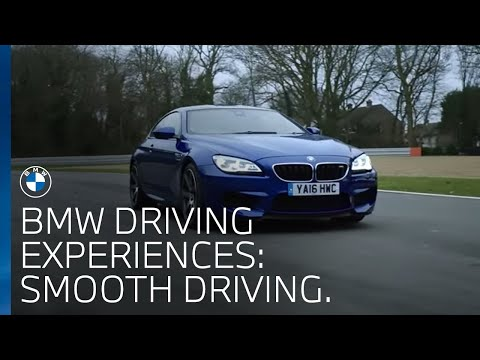 BMW Driving Experiences - Smooth Driving with Colin Turkington.