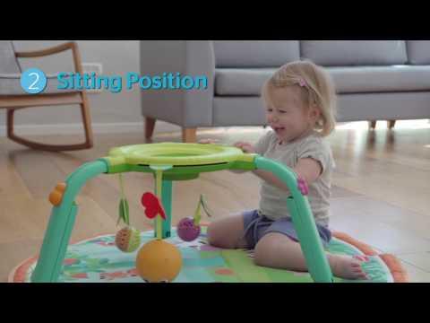 Развивающий коврик Tiny Love Я расту, 516 - Развивающие коврики - Интернет-магазин...