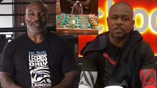 Mike Tyson & Roy Jones RESPOND to Floyd Mayweather too many BELTS hurting boxing & Fighters Avoiding