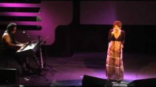 初田悦子ライブw/鎌田雅人@duo MUSIC EXCHANGE2010.2.9 未発表の新曲『...