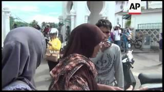Video Strong Indonesian quakes creates panic but no tsunami download MP3, MP4, WEBM, AVI, FLV April 2018