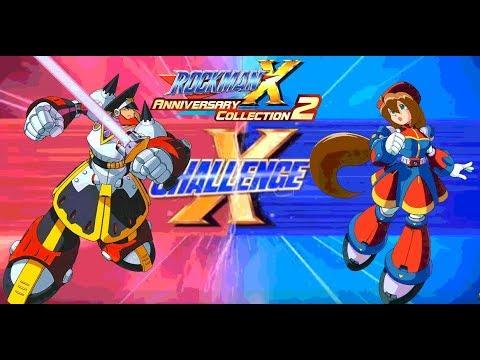 "Challenge ""Mega Man X"" - Legacy Collection 1+2  vs (Colonel & Iris)"