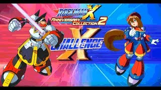 "Challenge ""Mega Man X"" - Legacy Collection 1+2  vs (Colonel & Iris)"