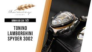 TRÊN TAY TONINO LAMBORGHINI SPYDER 3002 | REVIEW