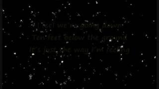 Feeder - Just The Way I´m Feeling Lyrics