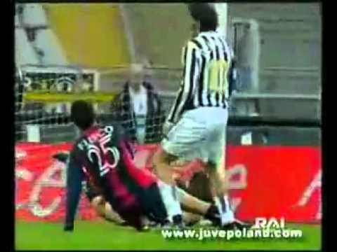 Best 20 Goal Del Piero in Serie B