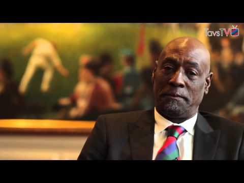 Sir Viv Richards answers YOUR Questions