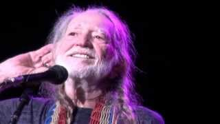 Willie Nelson ~ City Of New Orleans (Live)