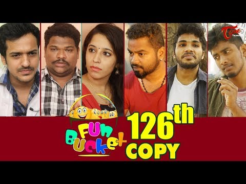Fun Bucket   126th Episode   Funny Videos   Telugu Comedy Web Series   By Sai Teja - TeluguOne