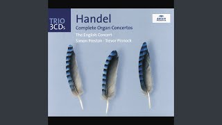 Handel: Organ Concerto No.15 In D Minor HWV 304 - 2. Organo ad libitum: Adagio - Fuga