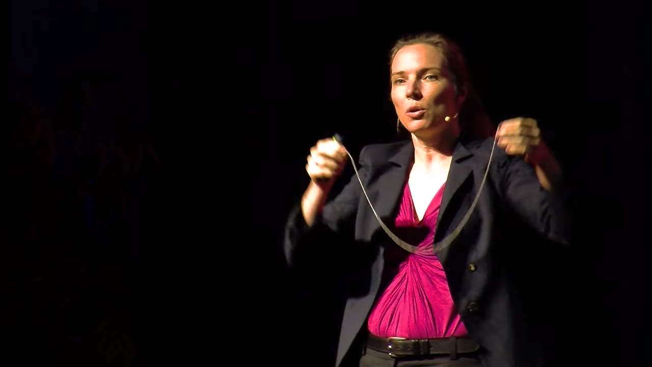 Designing for strength, economy, and beauty | Sigrid Adriaenssens | TEDxGeorgeSchool