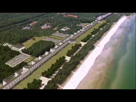 Prora, Island Of Rügen, Germany, Colossal Nazi Structure