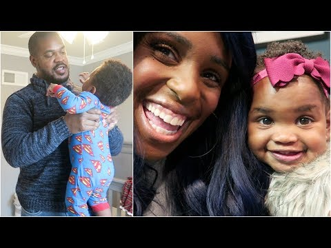 THE TWINS GO OUT SEPARATELY FOR THE FIRST TIME! 🎅🏾🎅🏾👶🏽👶🏾😍 | VLOGMAS DAY #10
