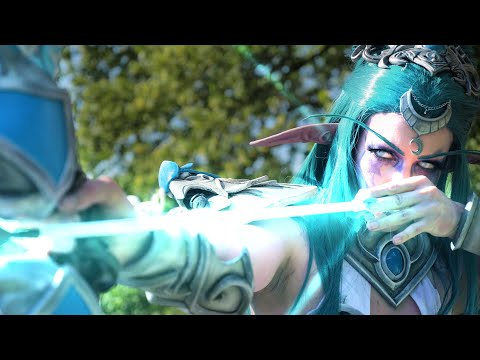 Pawns Of Azeroth - Warcraft Cosplay Live Action