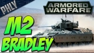 armored warfare m2 bradley epic tank aps is awesome