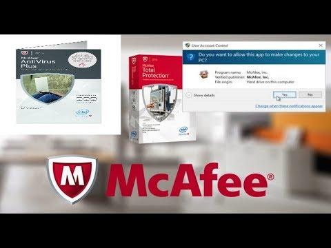 McAfee ANTIVIRUS UNBOXING AND INSTALLATION