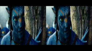 Avatar 3D Trailer (yt3d:enable=true)