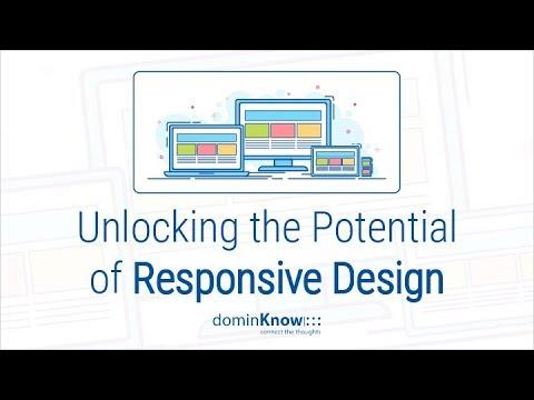 Webinar: Unlocking The Potential Of Responsive Design