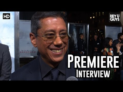 Director Dean Devlin  Geostorm World Premiere s