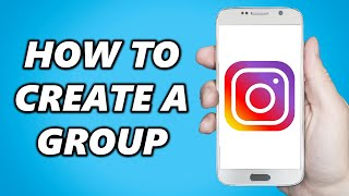 How to Create Group Chat in Instagram!