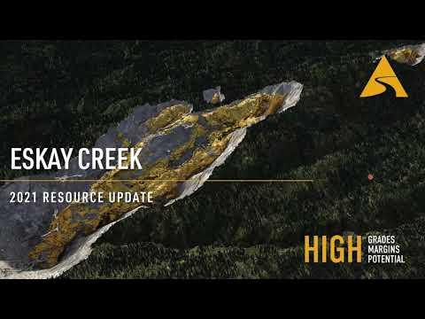 Skeena Resources - More Information On The Updated Eskay Creek Resource Estimate