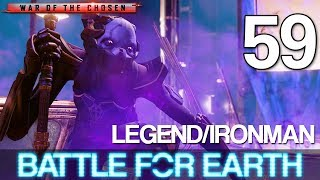 [59] Battle For Earth (Let's Play XCOM 2: War of the Chosen w/ GaLm - Legend/Ironman)