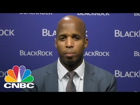 This Is A Buying Opportunity: BlackRock Strategist   Trading Nation   CNBC
